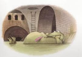Moi, crocodile du Nil