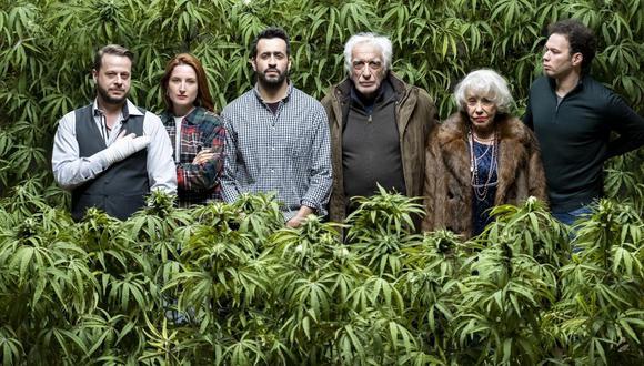 Séries françaises à voir sur Netflix (en français)